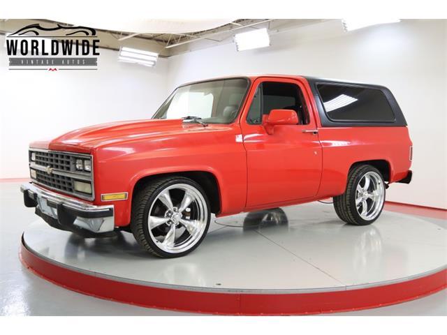1984 Chevrolet Blazer (CC-1471496) for sale in Denver , Colorado