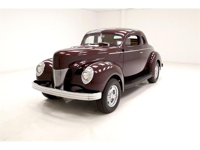 1940 Ford Deluxe (CC-1471503) for sale in Morgantown, Pennsylvania
