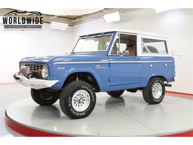 1969 Ford Bronco (CC-1471504) for sale in Denver , Colorado