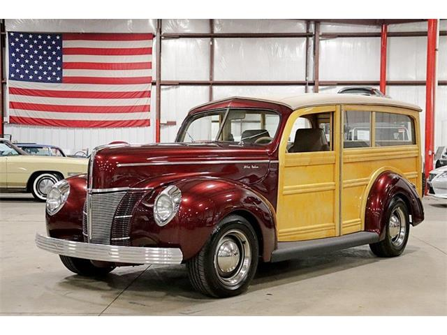 1940 Ford Deluxe (CC-1471507) for sale in Kentwood, Michigan