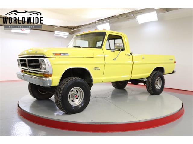 1972 Ford F100 (CC-1471509) for sale in Denver , Colorado