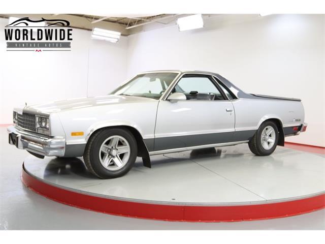 1986 Chevrolet El Camino (CC-1471510) for sale in Denver , Colorado