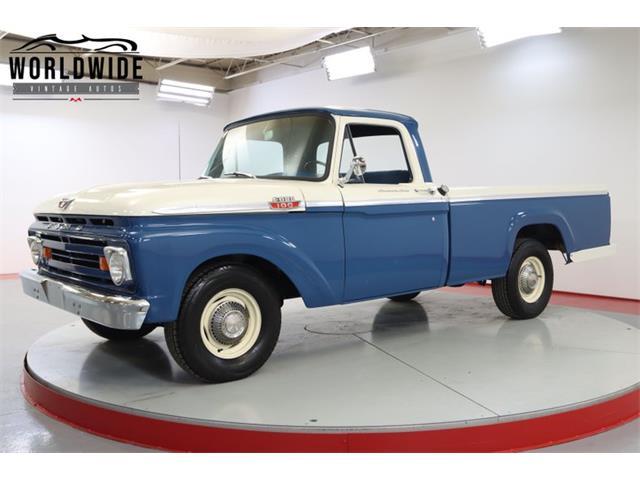1963 Ford F100 (CC-1471516) for sale in Denver , Colorado