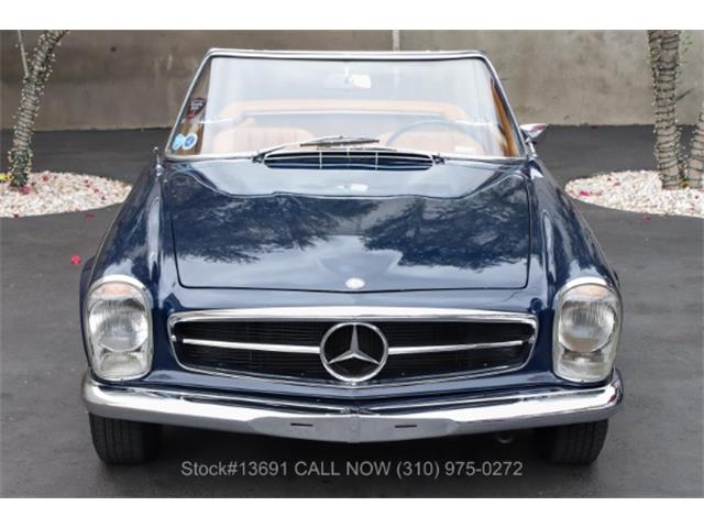 1966 Mercedes-Benz 230SL (CC-1470152) for sale in Beverly Hills, California