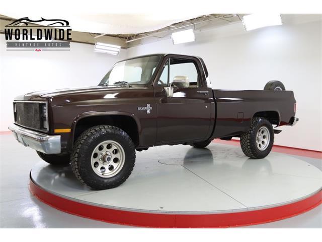 1985 Chevrolet Silverado (CC-1471528) for sale in Denver , Colorado