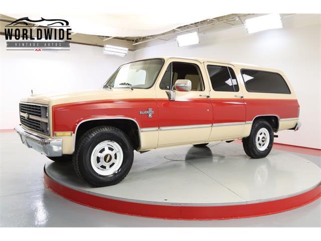 1984 Chevrolet Suburban (CC-1471529) for sale in Denver , Colorado
