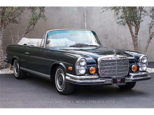1971 Mercedes-Benz 280SE (CC-1470153) for sale in Beverly Hills, California