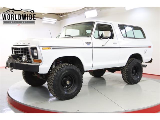 1979 Ford Bronco (CC-1471531) for sale in Denver , Colorado