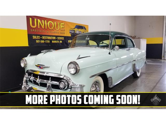 1954 Chevrolet 210 (CC-1471539) for sale in Mankato, Minnesota