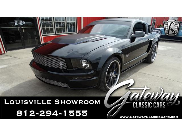 2006 Ford Mustang (CC-1471546) for sale in O'Fallon, Illinois