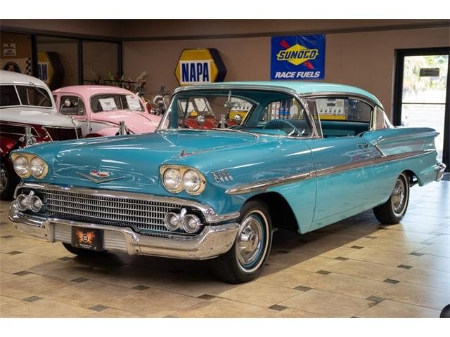 1958 Chevrolet Bel Air (CC-1471548) for sale in Venice, Florida