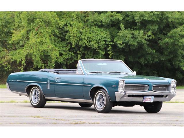 1967 Pontiac LeMans (CC-1471549) for sale in Alsip, Illinois
