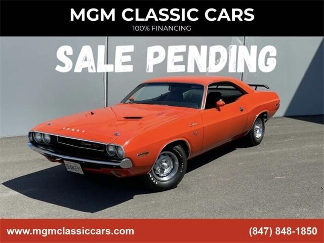 1970 Dodge Challenger (CC-1471560) for sale in Addison, Illinois