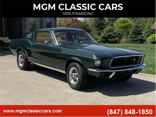 1967 Ford Mustang (CC-1471561) for sale in Addison, Illinois