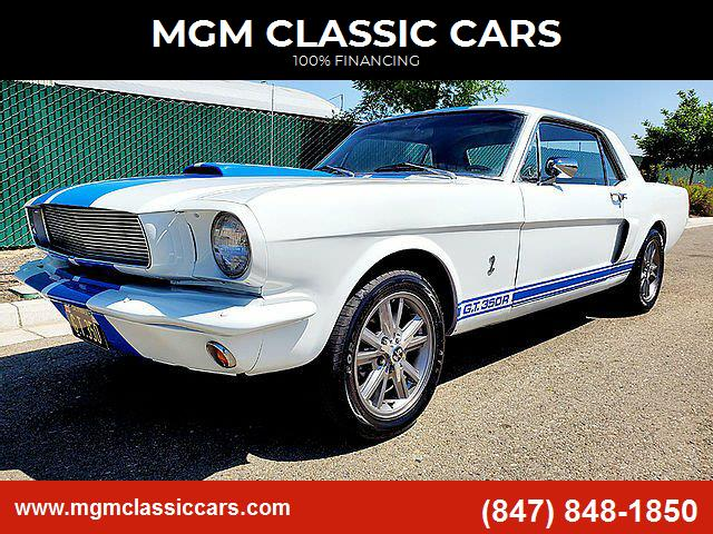 1966 Ford Mustang (CC-1471562) for sale in Addison, Illinois