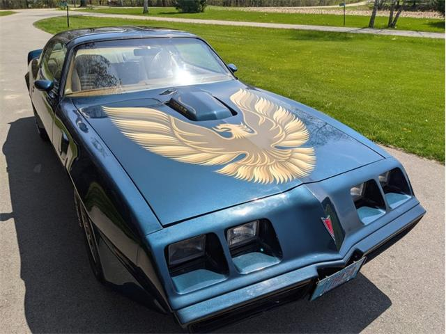 1979 Pontiac Firebird (CC-1471568) for sale in Stanley, Wisconsin