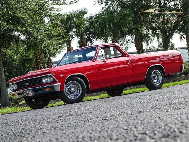 1966 Chevrolet El Camino (CC-1471570) for sale in Palmetto, Florida