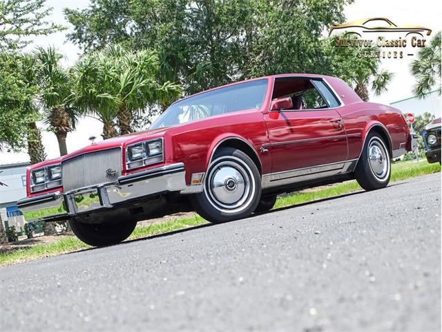 1985 Buick Riviera (CC-1471571) for sale in Palmetto, Florida