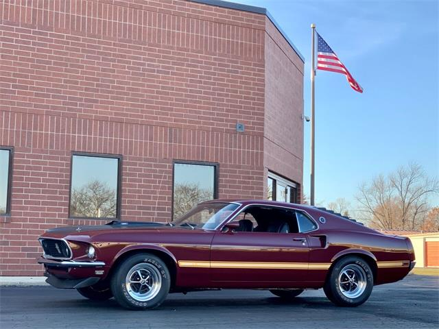 1969 Ford Mustang (CC-1471574) for sale in Geneva, Illinois