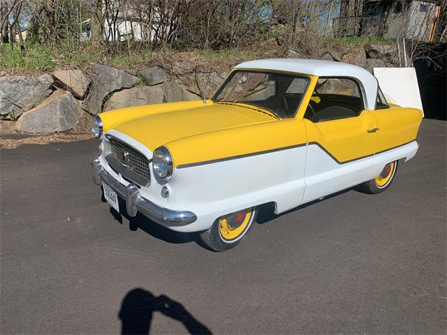 1958 Nash 4-Dr Sedan (CC-1471577) for sale in Annandale, Minnesota