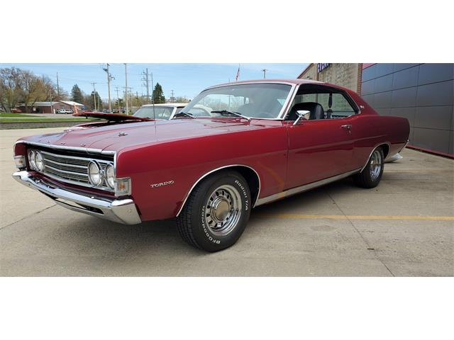1969 Ford Torino (CC-1471582) for sale in Annandale, Minnesota