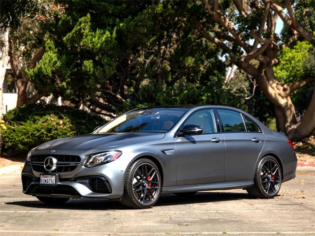 2019 Mercedes-Benz E-Class (CC-1471587) for sale in Marina Del Rey, California