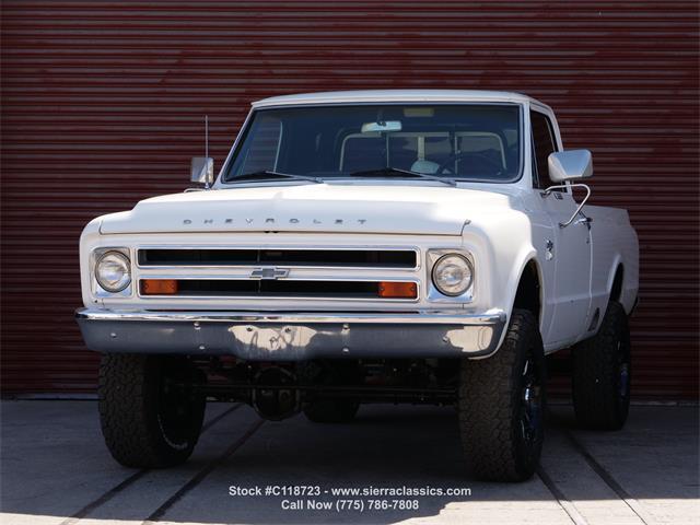 1967 Chevrolet K-1500 (CC-1471589) for sale in Reno, Nevada