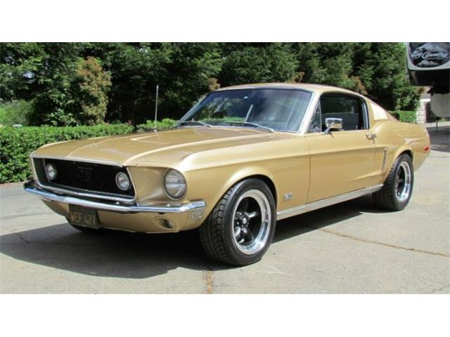 1968 Ford Mustang (CC-1470159) for sale in Cadillac, Michigan
