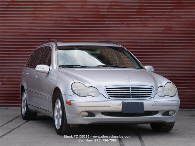 2002 Mercedes-Benz C-Class (CC-1471591) for sale in Reno, Nevada