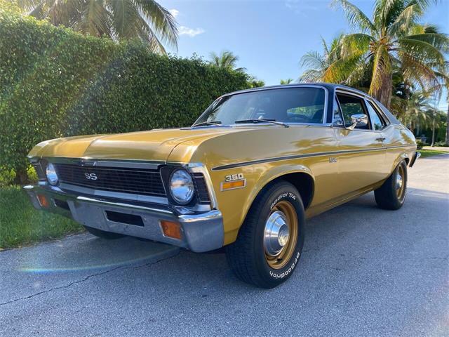 1972 Chevrolet Nova (CC-1471597) for sale in Pompano Beach, Florida