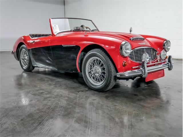1958 Austin-Healey 100-6 BN4 (CC-1470016) for sale in Jackson, Mississippi