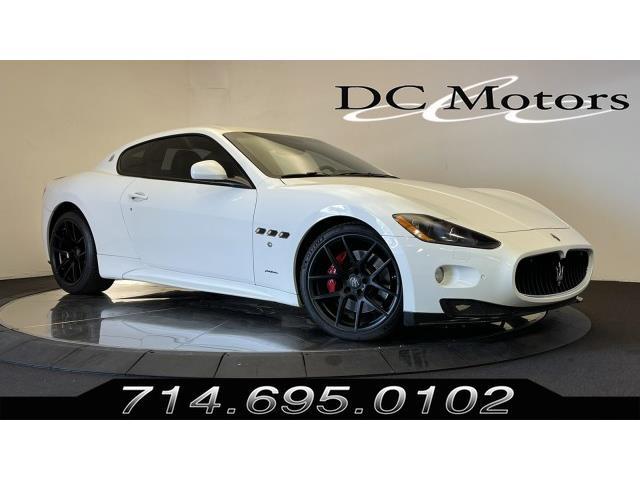 2012 Maserati GranTurismo (CC-1471602) for sale in Anaheim, California