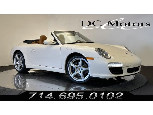 2009 Porsche 911 (CC-1471603) for sale in Anaheim, California
