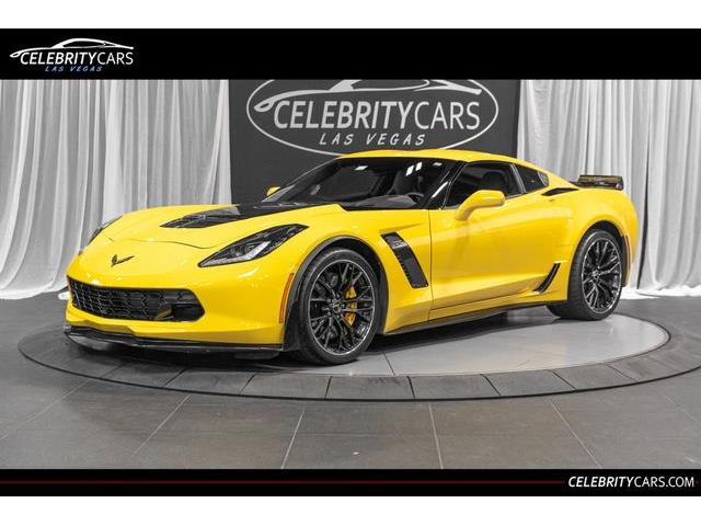 2015 Chevrolet Corvette (CC-1471606) for sale in Las Vegas, Nevada