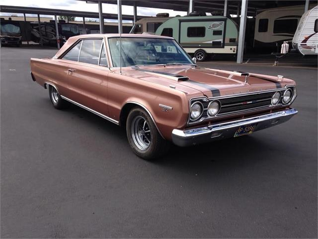 1967 Plymouth GTX (CC-1471607) for sale in Bend, Oregon