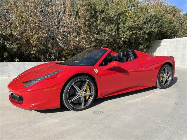 2014 Ferrari 458 (CC-1471608) for sale in Paradise Valley, Arizona
