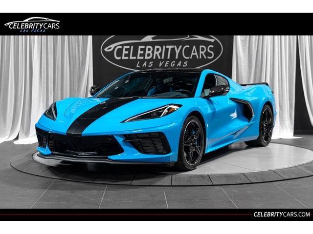 2020 Chevrolet Corvette (CC-1471609) for sale in Las Vegas, Nevada