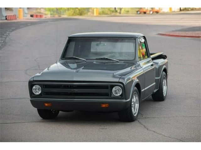 1967 Chevrolet C10 (CC-1470161) for sale in Cadillac, Michigan