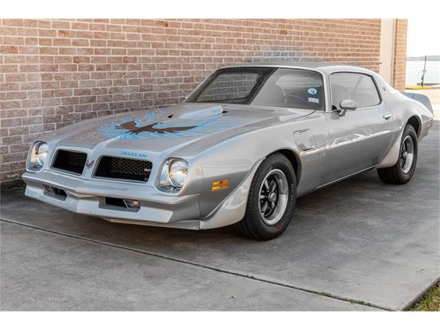 1976 Pontiac Firebird Trans Am (CC-1471610) for sale in Willis, Texas