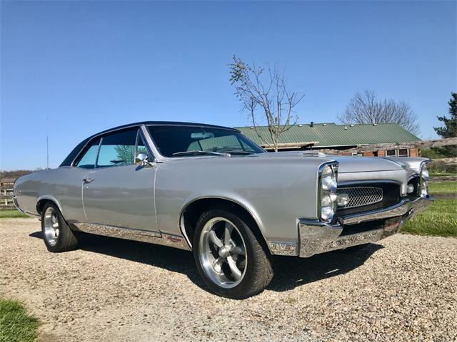 1967 Pontiac GTO (CC-1471611) for sale in Knightstown, Indiana