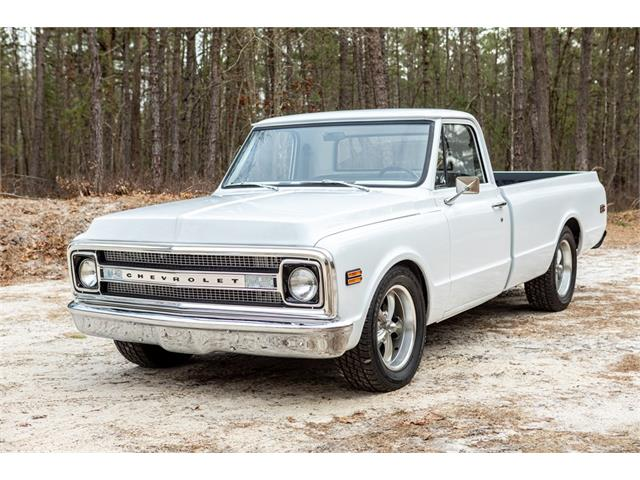 1972 Chevrolet C10 (CC-1471613) for sale in Vincentown, New Jersey