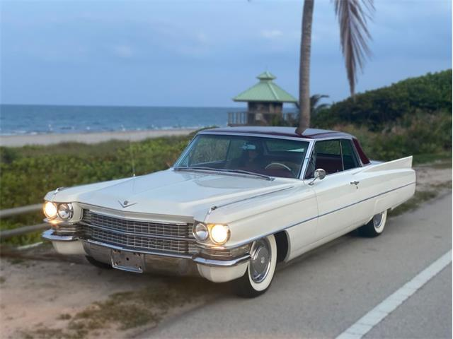 1963 Cadillac Coupe (CC-1471614) for sale in Delray Beach, Florida