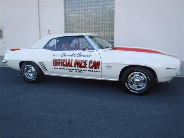1969 Chevrolet Camaro (CC-1471616) for sale in Thousand Oaks, California