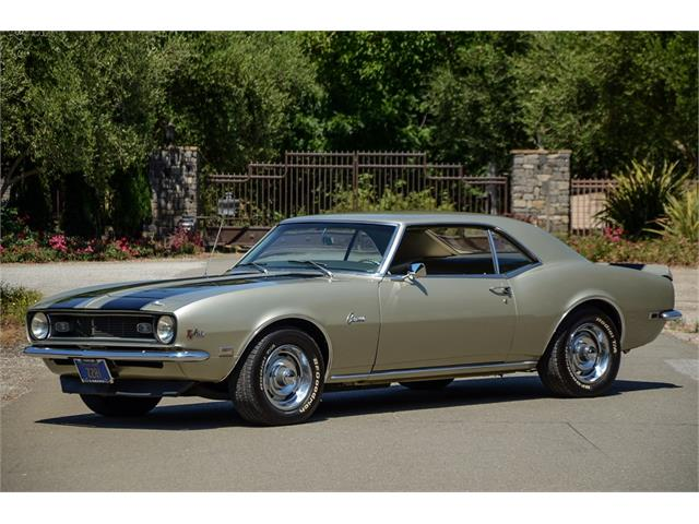 1968 Chevrolet Camaro Z28 (CC-1471617) for sale in Morgan Hill, California