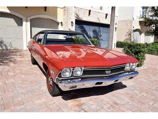 1968 Chevrolet Chevelle (CC-1471620) for sale in Boca Raton, Florida