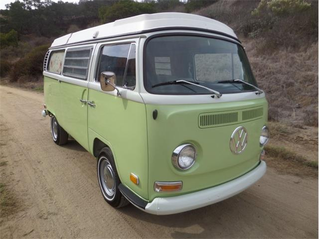 1971 Volkswagen Westfalia Camper (CC-1471627) for sale in Laguna Beach, California