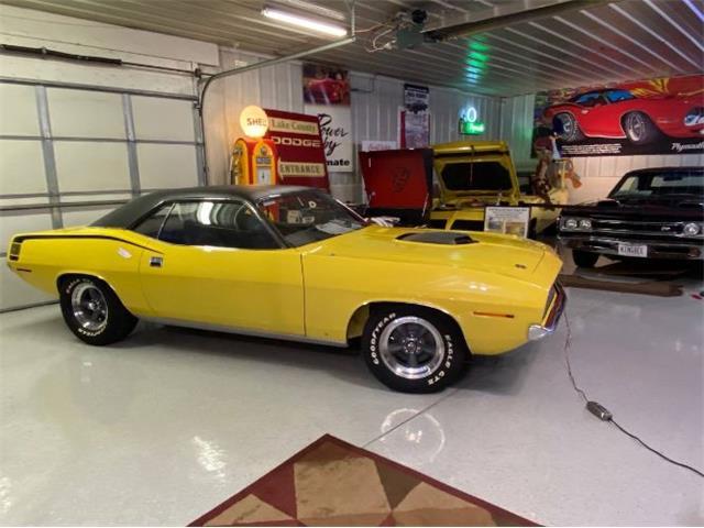 1970 Plymouth Barracuda (CC-1470163) for sale in Cadillac, Michigan