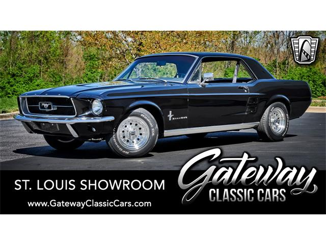 1967 Ford Mustang (CC-1471633) for sale in O'Fallon, Illinois