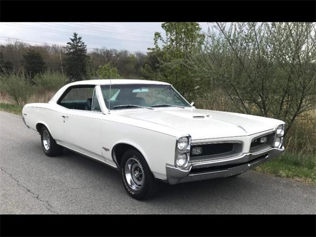 1966 Pontiac GTO (CC-1471639) for sale in Harpers Ferry, West Virginia