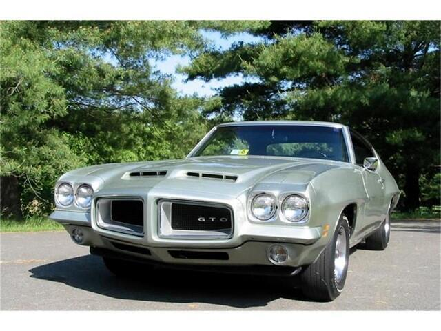 1972 Pontiac GTO (CC-1471642) for sale in Harpers Ferry, West Virginia